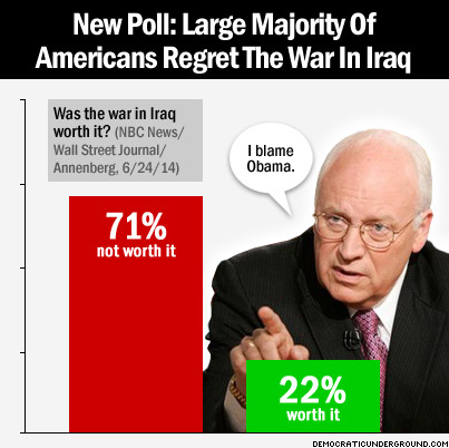 the american perspective on the war in iraq The vast majority of americans now think the iraq war was not worth vast majority of americans feel iraq war wasn't the nbc poll released tuesday found that 50% of the american public did not believe it was the united states' responsibility to assist the iraqi government in its.